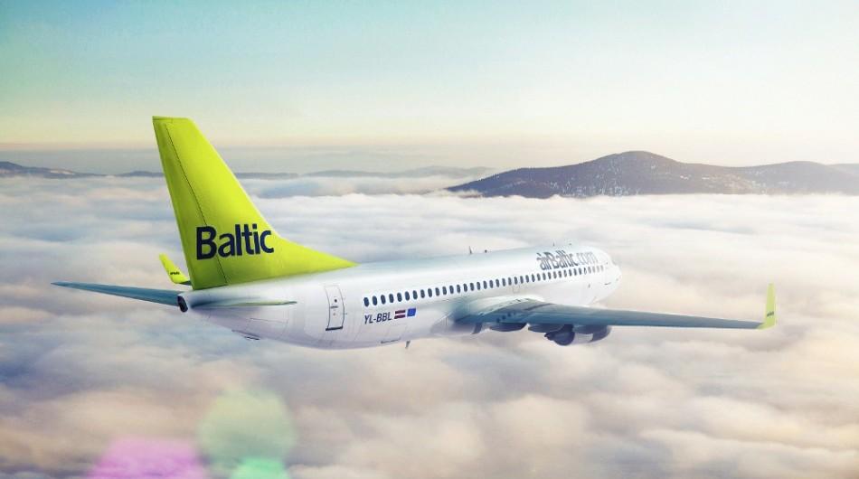 airBaltic lētas aviobiļētes