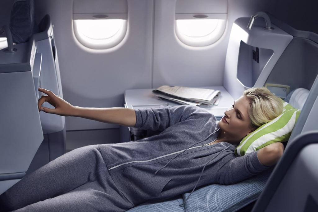 Finnair biznesa klase