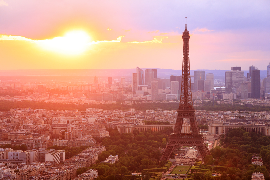 Lētas aviobiļetes uz Parīzi