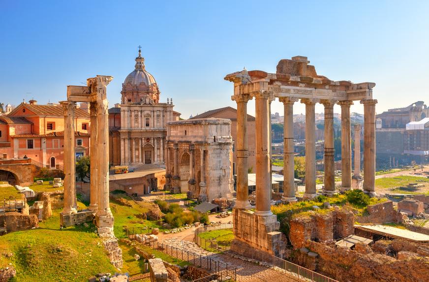Aviobiļetes uz Romu