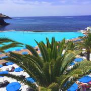 Ceļojums uz Kanāriju salām, Tenerife, Alborada Beach Club