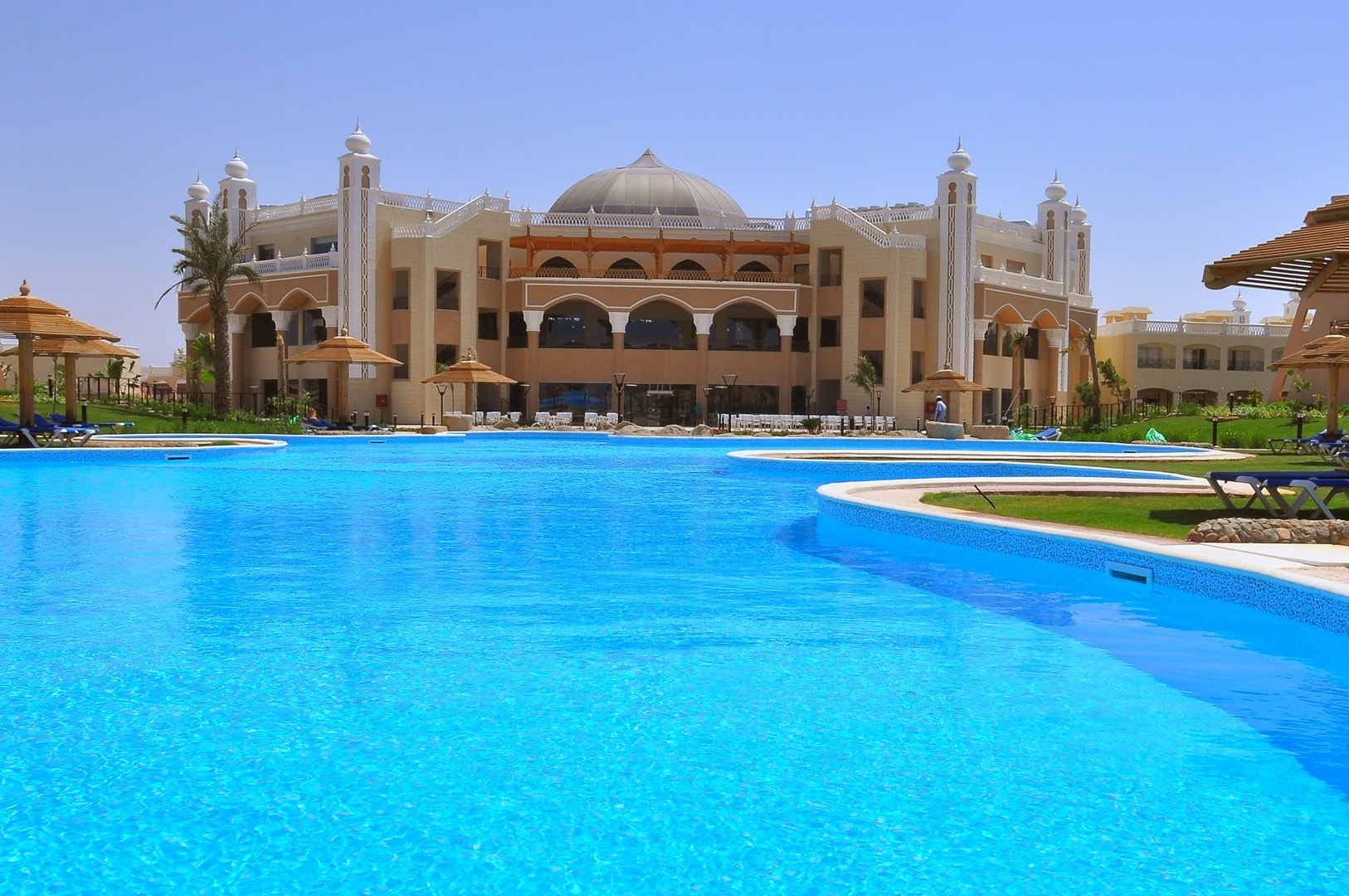 Ceļojums uz Ēģipti (Hurgada), Jasmine Palace Hurghada 5*