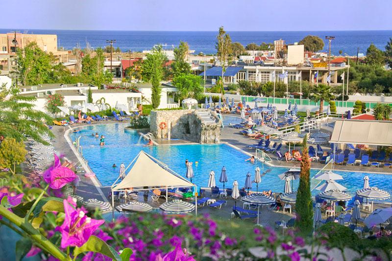 Sun Palace viesnīca Grieķija