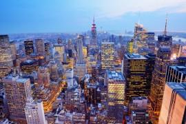Авиабилеты в Нью-Йорк