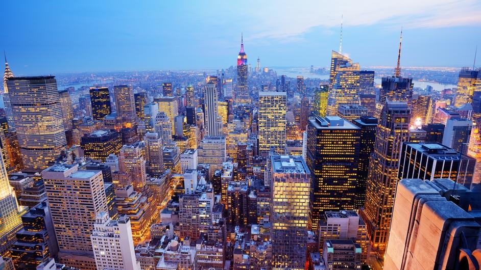Lidojumi uz Ņujorku