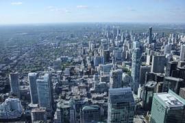 авиабилеты в Торонто