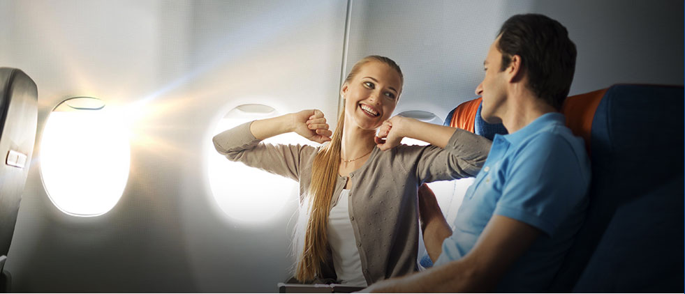 aeroflot ekonomiskā klase