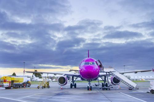 Lētas Wizzair aviobiļetes
