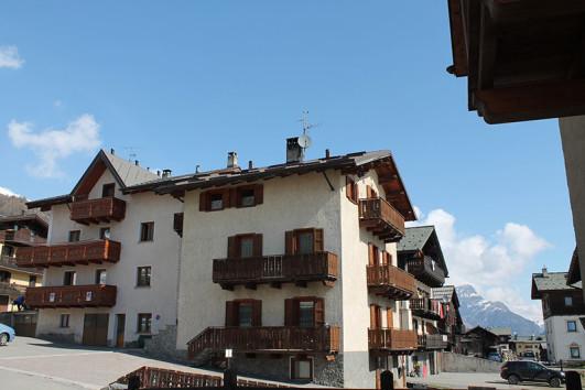 Ceļojums uz Itāliju, Bergamo, Livinjo Baita Soldanella apartmenti