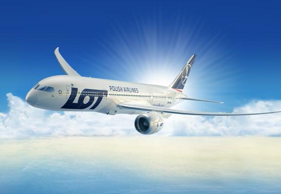 LOT Dreamliner