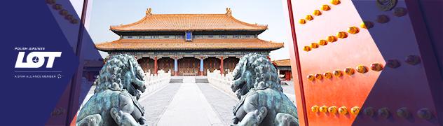 LOT Aviobiļetes uz Pekinu