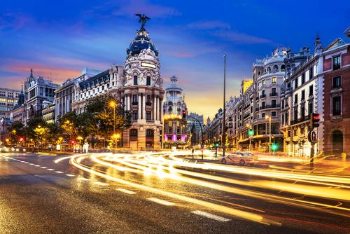 Lētas aviobiļetes uz Madridi