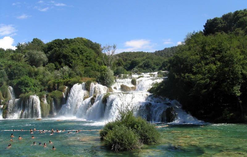 ceļojums uz horvātiju